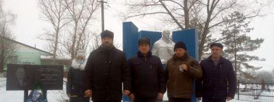 Настоятель храма Покрова Божией Матери села Подольхи обратился к православным в день открытия трёх памятников  героям