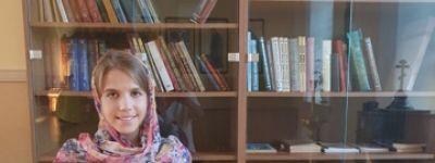 Православная библиотека во 2-м Яковлевском благочинии пополнилась книгой воспоминаний  Надежды Ивановны Мирошниковой