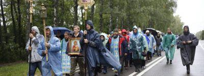 Представитель Губкинской епархии побывал на православном молодежном фестивале «Братья»