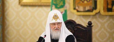Использование Церковью памятников архитектуры обсудили на Высшем Совете Патриархии, в котором принял участие Митрополит Белгородский