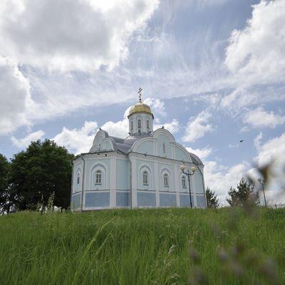 Храм Рождества Пресвятой Богородицы в Фощеватово