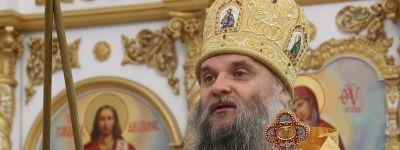 Епископ Валуйский совершил литургию в кафедральном соборе епархии
