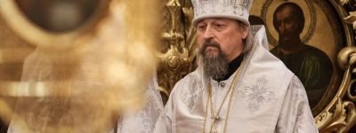 Белгородский митрополит участвовал в заупокойном богослужении в 10-летие со дня смерти Алексия II
