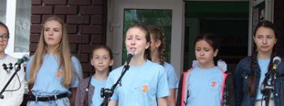 Воспитанники Воскресной школы при Смоленском соборе в день Белгорода представили горожанам два концерта