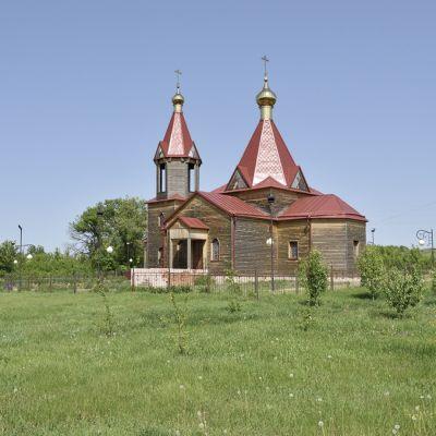 Храм Святителя Николая Чудотворца в Тишанке