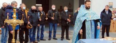Память русских воинов-интернационалистов почтили в Покровском соборе в Бирюче