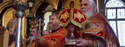 Александро-Невский собор Старого Оскола отпраздновал свое 110-летие