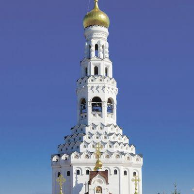 Храм-памятник святых первоверховных Апостолов Петра и Павла в Прохоровке