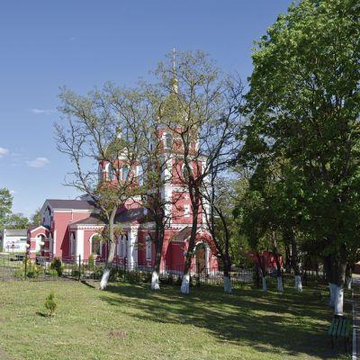 Храм Святителя Николая Чудотворца в селе Николаевка