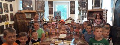 Младшеклассники грайворонской школы побывали в православном музее