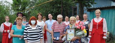 Медали «За любовь и верность» вручили в Грайвороне в праздник семьи