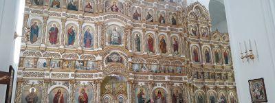 Со словами назидания обратился к прихожанам Епископ Валуйский в неделю о Страшном Суде