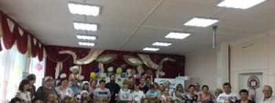 В детском саду в Чернянке отпраздновали День семьи, любви и верности