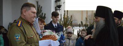 Епископ Валуйский совершил Божественную литургию в Свято-Троицком кафедральном соборе города Алексеевка