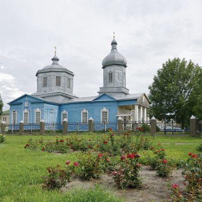 Храм Рождества Христова в селе Горки