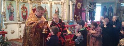 Престольные торжества Свято-Георгиевского храма состоялись в селе Истобное