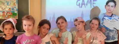 Интеллектуальная игра по английскому языку  прошла в православном лагере «Ковчег»