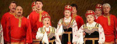 Народные артисты из Краснояружского благочиния победили на фестивале «Ореховый Спас»