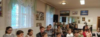Концерт-лекцию провели в Воскресной школе Смоленского Собора в Белгороде