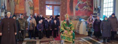 Епископ Валуйский побывал в Горках