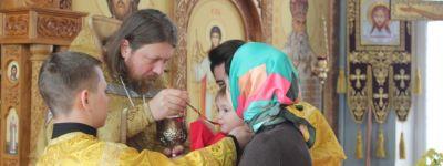 Богослужения Недели о Страшном Суде провёл ректор Белгородской семинарии