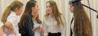 Команда школы №2 города Алексеевка победила в конкурсе «Знаток православной культуры» в городском округе