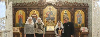 Марфо-Мариинское сестричество милосердия заключило соглашение с институтом общественных наук и массовых коммуникаций Белгородского госуниверситета