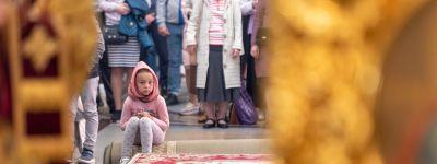 В центральной детской библиотеке в Короче в Рождество Пресвятой Богородицы организовали урок духовности