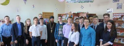 Вейделевский благочинный поздравил юных земляков с Днём православной книги