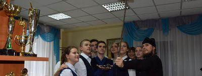 Мастер-класс по «Квесту «Духовными дорогами родного города» старооскольская православная гимназия представила на областной педагогической конференции
