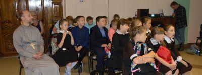 «О чём поют колокола» рассказал валуйским школьникам настоятель храма святителя Иоанна Златоуста