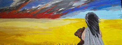 Итоги детского творческого конкурса «Суровая правда войны» подвели в Белгородской митрополии