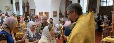 Празднование Рождества святителя и чудотворца Николая, архиепископа Мир Ликийских, состоялось в Губкине