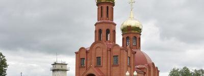 Священник Роман Ахмедов стал клириком Свято-Троицкого храма в посёлке Троицкий