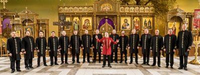 Хор Валаамского монастыря выступит в Белгороде 25 ноября