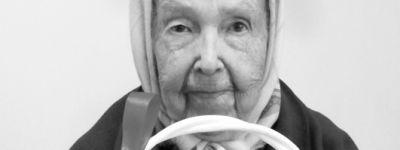 Отошла ко Господу старейшая верная прихожанка Александро-Невского кафедрального собора в Старом Осколе