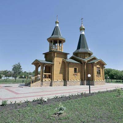 Храм в честь Святого Князя Дмитрия Донского в силе Призначное
