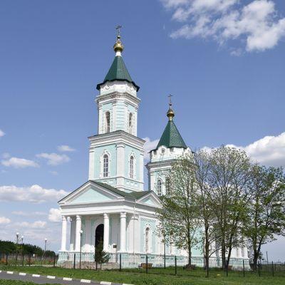 Свято-Троицкий храм в Булановке
