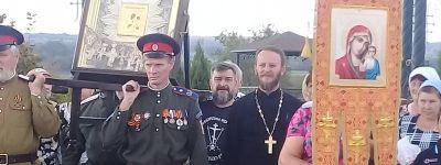 Икона Божией Матери «Избавительница от бед» побывала во всех храмах Прохоровского благочиния