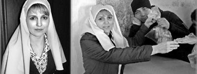 Старшая сестра белгородского сестричества милосердия рассказала, что это очень трудно – любить людей
