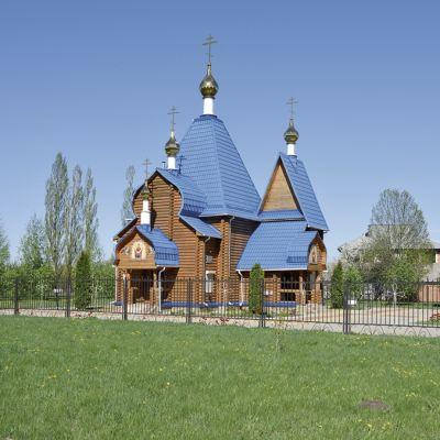 Храм Покрова Пресвятой Богородицы в селе Проходное
