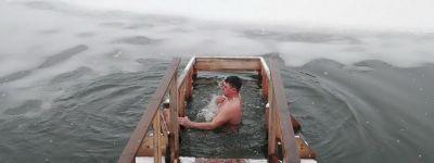 Праздник Крещения встретили в Бирюче