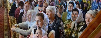 Епископ Губкинский поздравил православных с праздником Рождества Пресвятой Богородицы