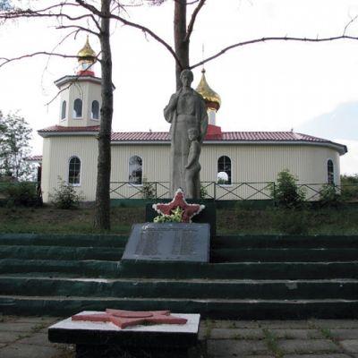 Храм Воскресения Христова в селе Черёмошное