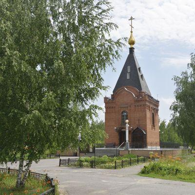 Храм-часовня Успения Пресвятой Богородицы в селе Каплино