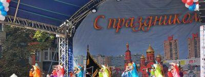 Епископ Губкинский поздравил город Губкин с 81-летием