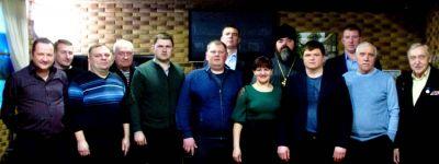Благочиный 1-го Яковлевского благочиния принял участие в заседании Совета отцов Яковлевского городского округа