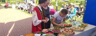 Настоятель Храма Покрова Пресвятой Богородицы поддержал проведение фестиваля традиционной культуры в Репяховке