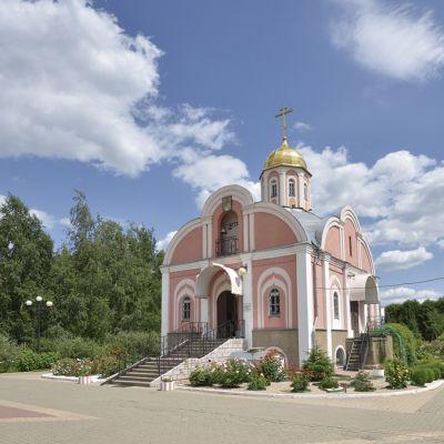 Храм Рождества Иоанна Предтечи в Северном