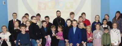 Команда «Орехи» победила в конкурсах ко Дню православной молодёжи в Центре молодежных инициатив в Прохоровке